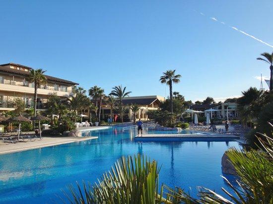 Eden Playa: Super flot poolområde