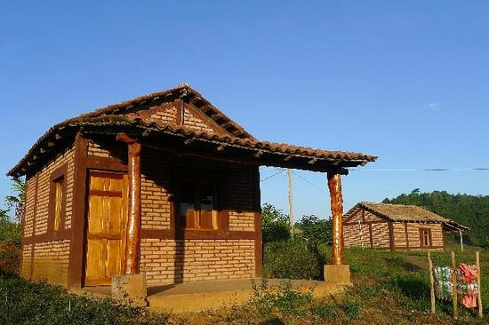 Jinotega, Nikaragua: Cabaña con baño privado