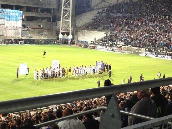 Stade Velodrome: OM-OL