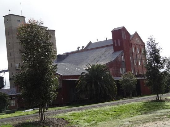 Corowa Whisky & Chocolate: THE OLD COROWA FLOUR MILL