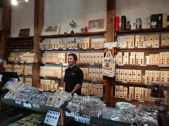 Corowa Whisky & Chocolate: MITCH AND HIS CHOCOLATES