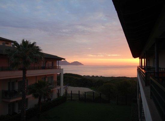 Eden Playa: Morgen udsigt fra balkonen