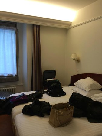 Hotel Astoria: Quartinho