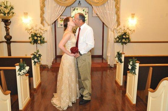 Shalimar Wedding Chapel : wedding photo