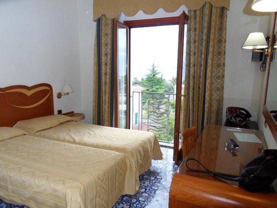 Hotel Albatros : slaapkamer