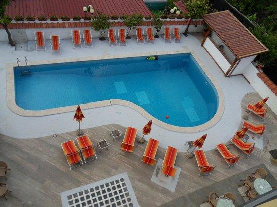 Hotel Albatros: zwembad