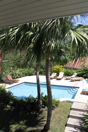 Sandals Ochi Beach Resort : View from room