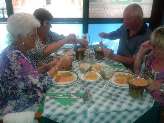 Restaurante Shivam Indian: Indian party