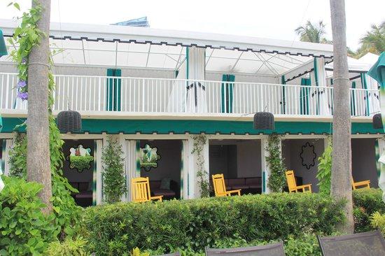 Kimpton Surfcomber Hotel: Area do Hotel