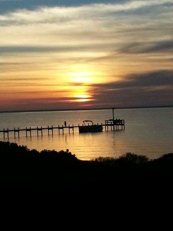 Pensacola Beach : evening view