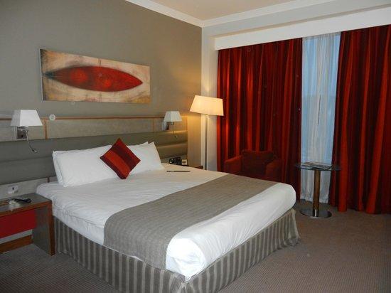 Radisson Blu Hotel Durham: bed