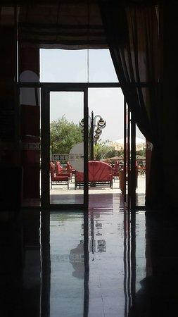 Eden Andalou Hotel Aquapark & Spa: Vue du hall d'accueil