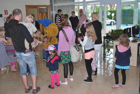 Grupotel Aldea Cala'n Bosch: Kids activity