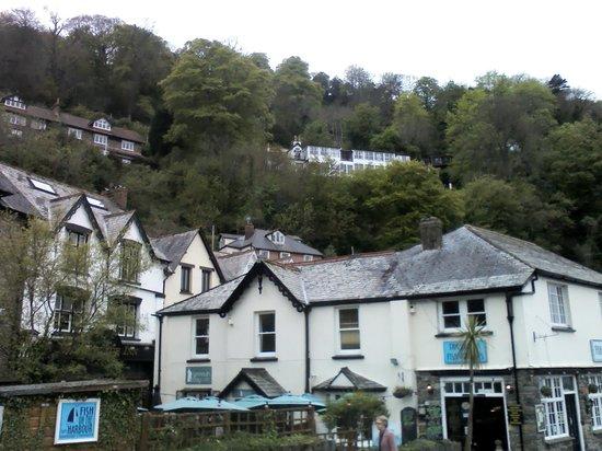 Blue Ball Inn: Blue Boar Inn