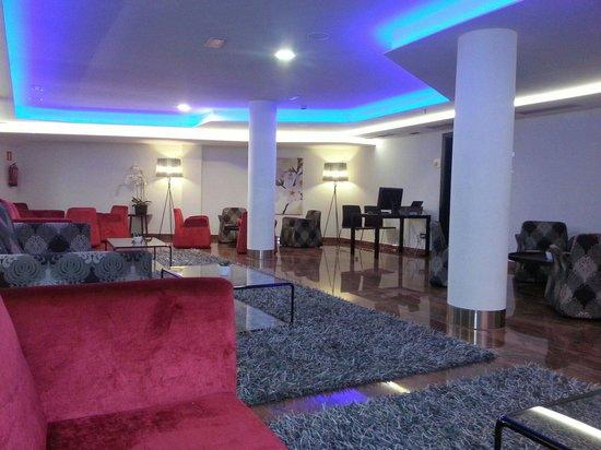 Hotel Exe Moncloa: Salon reception