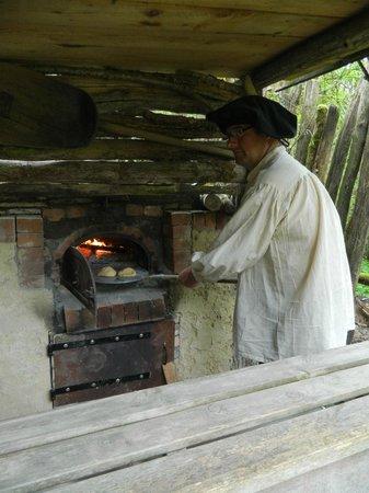 La Vallée Troglodytique des Goupillières : Le Troglodyte Gourmand : restauration sur place