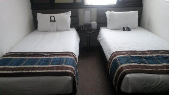 Corus Hotel Hyde Park London: Bedroom