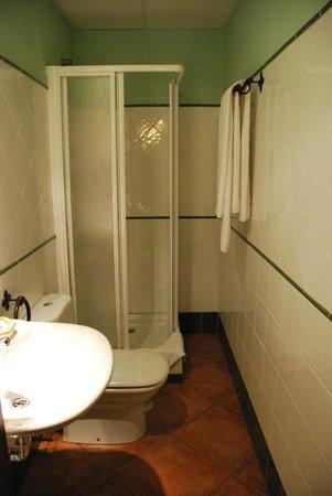 Hotel Plateros: baño