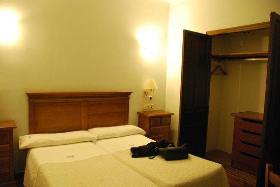 Hotel Plateros: habitación nº 6