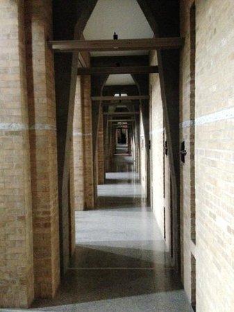 Saint Benedict Abbey: Hall