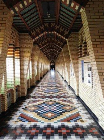 Saint Benedict Abbey: Nice Hall