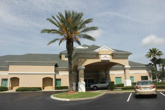 Hawthorn Suites by Wyndham Orlando Lake Buena Vista: Hotel
