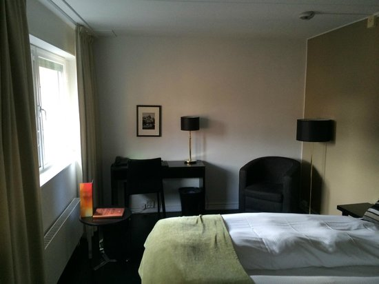 Clarion Hotel Amaranten: The room