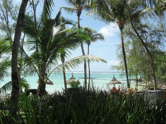 Ambre Resort & Spa : la plage