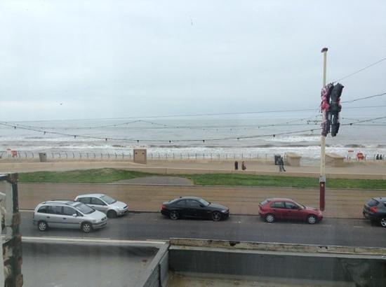 The Dutchman Hotel : view from Bedroom