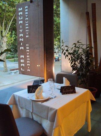 Restaurante Mauritânia Real