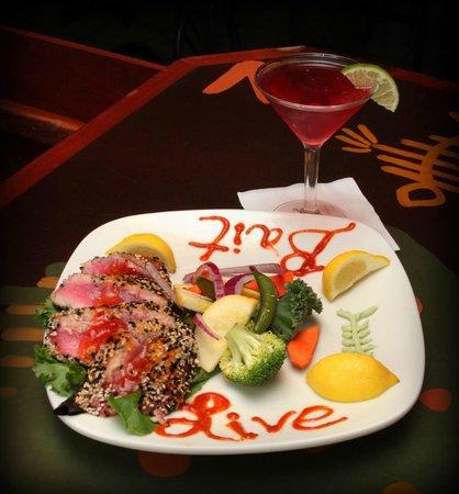 Live Bait Restaurant Orange Beach