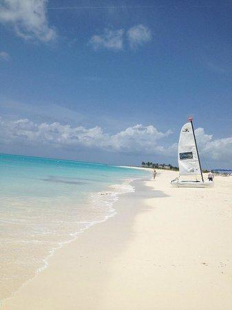 Ocean Club Resort beach