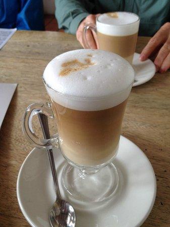 Oskars Delikatessen : marvellous lattes