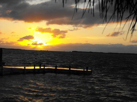 Bay Harbor Lodge: another wonderful sunset