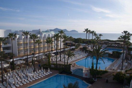 IBEROSTAR Albufera Playa : Vista desde el hotel