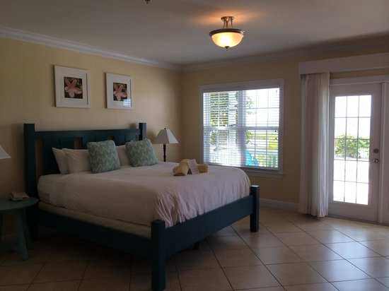 Parrot Key Hotel and Resort: Clean & Comfortable Room