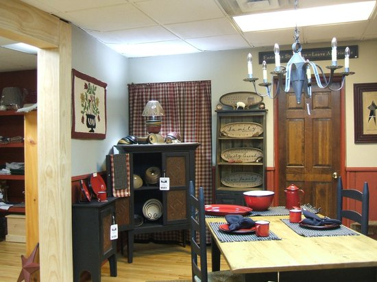 Awesome Olde Brick House: Custom Made Amish Crafted Furniture