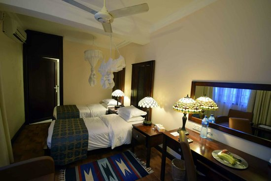 Protea Hotel by Marriott Dar es Salaam Courtyard: Room - Protea Courtyard Dar