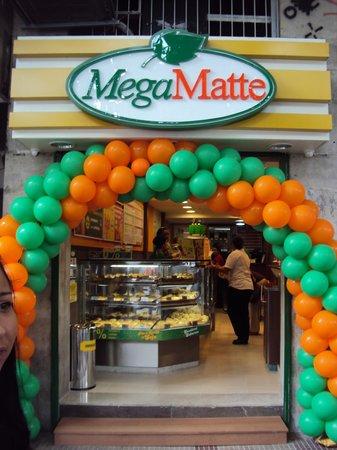 Megamatte Humaita