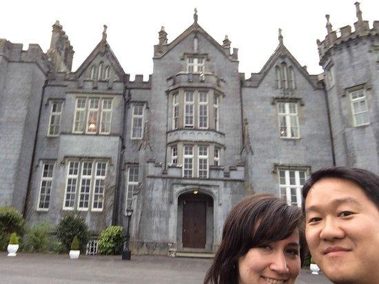 Kinnitty Castle Hotel : CASTLE!