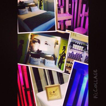 Les Plumes Hotel: Beautiful hotel <3