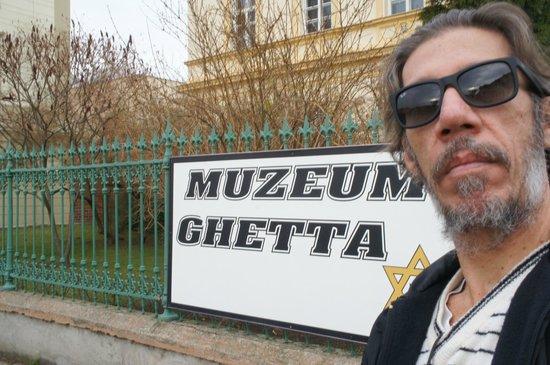 Muzeum Ghetta: Muzeum Guetta