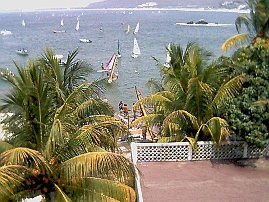 Playa de Santiago Hotel: terraza exterior