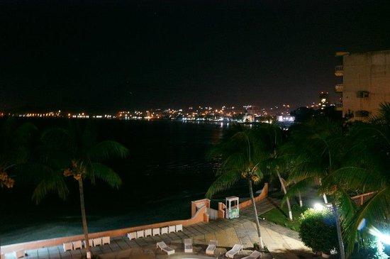 Playa de Santiago Hotel: vista del balcón de habitación