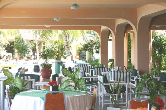 Playa de Santiago Hotel: restaurante
