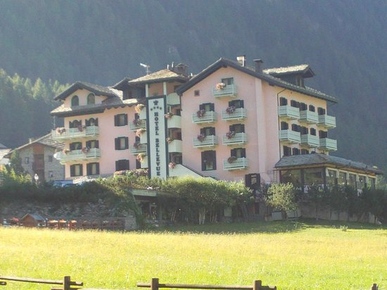 Bellevue Hotel & Spa : l'hotel