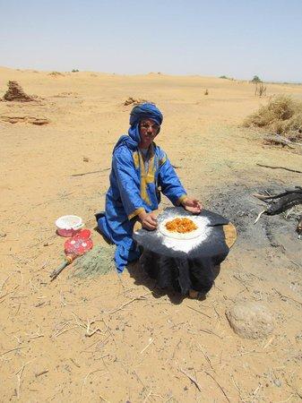 Amazigh Emotions - Day Tours: pizza Berbère