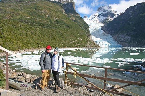 Agunsa Patagonia: Serrano Glacier