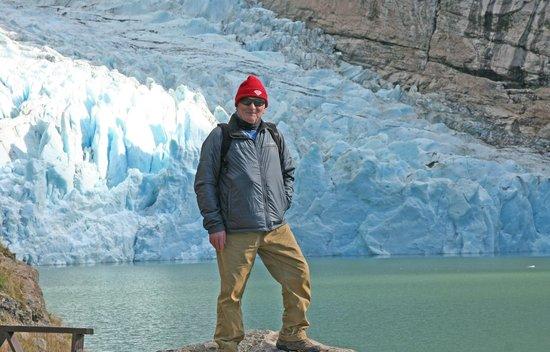 Agunsa Patagonia: On the rock