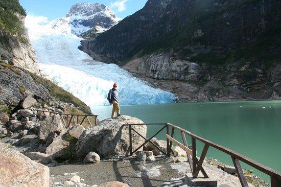 Agunsa Patagonia: Trail ends here